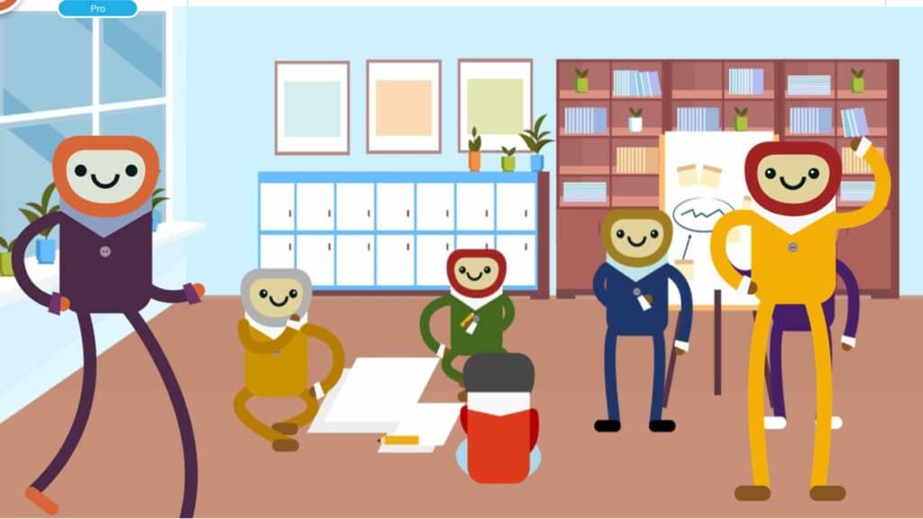 Background level 4: Workshop
